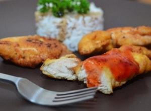 Какие ингредиенты входят в рецепт с фото куриного филе в кляре