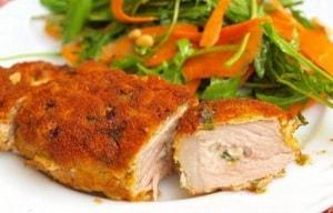Как приготовить куриное филе в кляре в духовке