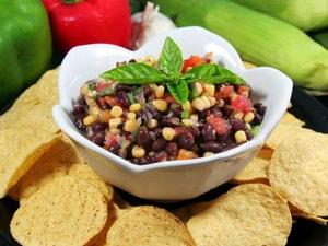 Рецепт салат из фасоли