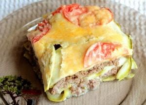 Из каких ингредиентов может состоять кабачковая запеканка, приготовленная в духовке