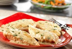 Какие существуют способы приготовить курицу в кефире на сковороде