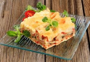 рецепты запеканок в духовке с фото из макарон