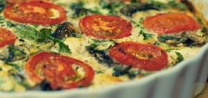 Какова диетологическая ценность запеканки из овощей, приготовленной в духовке
