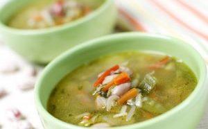 Где можно найти рецепт с фото супа из сельдерея для похудения