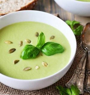 Как приготовить суп-пюре из стеблевого сельдерея