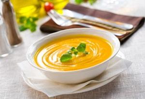 Где можно найти рецепты приготовления супа-пюре из тыквы