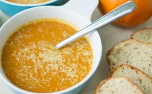 Как и скакими дополнительными ингредиентами можно приготовить суп-пюре из тыквы