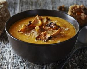 Как и с какими ингредиентами можно приготовить суп-пюре из тыквы