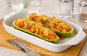Как и с какими ингредиентами можно приготовить фаршированные кабачки