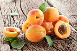 Химический состав, пищевая (БЖУ) и энегретическая (калорийность) ценность абрикосов