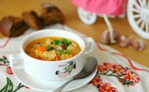 Где можно найти пошаговый рецепт приготовления щей из свежей капусты с курицей с фото