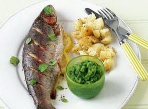 Как и с какими дополнительными ингредиентами можно приготовить форель в фольге в духовке