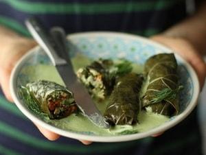 Какова диетологическая ценность армянской долмы, приготовленной по рецепту