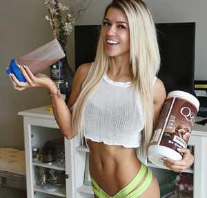 Какой протеин лучше выбрать девушкам для похудения - отзывы худеющих