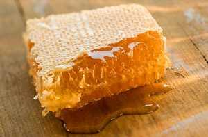 Калорийность, пищевая ценность и химический состав меда в сотах