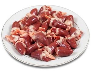 Как правильно выбрать ингредиенты для тушеных в сметане куриных сердечек