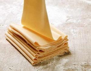 Какое тесто можно использовать для приготовления лазаньи с фаршем в домашних условиях