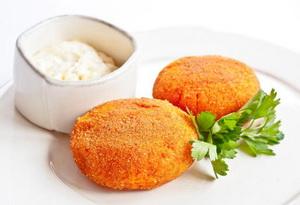 Где можно найти рецепт с фото приготовления морковных котлет пошагово