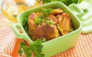 Где можно найти рецепт с фото простых и вкусных овощных котлет