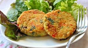 Как и с какими ингредиентами можно приготовить овощные котлеты