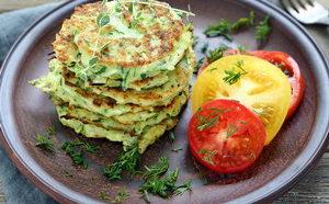 Где можно найти рецепт с фото оладушек из кабачков