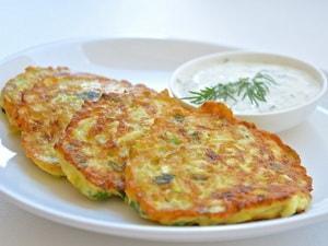 Где можно найти простые и вкусные рецепты с фото оладий из кабачков
