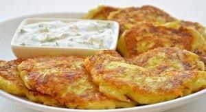 Как и с какими ингредиентами можно приготовить кабачковые оладушки