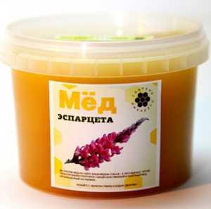 Полезные, лечебные свойства и противопоказания к применению эспарцетового меда