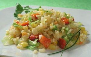 Где можно найти рецепт приготовления классического ризотто с овощами