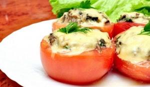 Как и с какими дополнительными ингредиентами можно приготовить фаршированные помидоры с фаршем