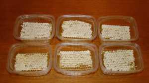 Как хранить соты меда (в сотохранилищах) в домашних 39