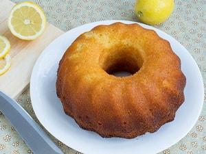 Где можно найти рецепт с фото приготовления лимонного кекса пошагово