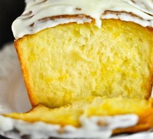 Какова диетологическая ценность кекса с лимоном, приготовленного по рецепту