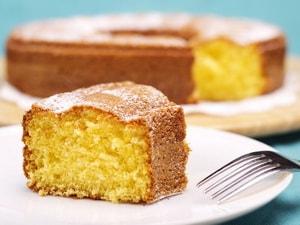 Как проверить готовность лимонного кекса, приготовленного по классическому рецепту