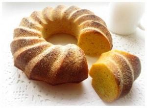 Как приготовить лимонный кекс с цедрой по классическому рецепту