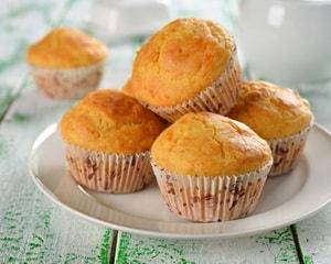 Из каких ингредиентов можно приготовить лимонные кексы по простому рецепту