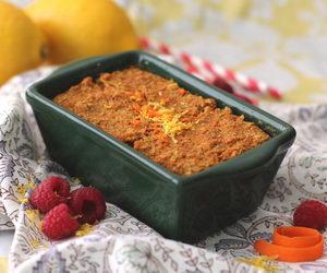 Как приготовить простой морковный пирог в духовке