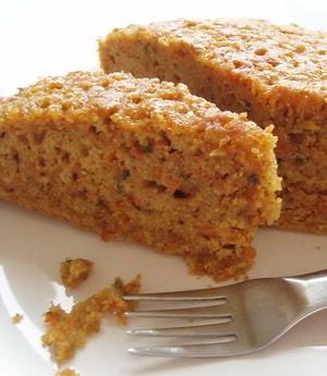 Как приготовить диетический морковный пирог в духовке