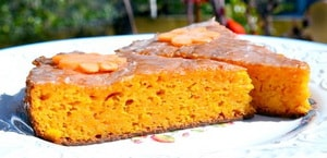 Какова диетическая ценность морковного пирога, приготовленного в духовке