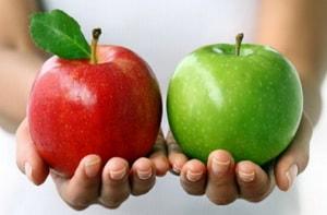 Как выбрать ингредиенты для того, чтобы приготовить печеные в духовке яблоки по рецепту с фото