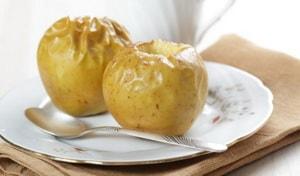 Как приготовить печеные в духовке яблоки