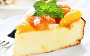 Где можно найти рецепт с фото творожного пирога в духовке
