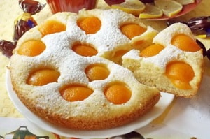 Какова диетологическая ценность простого творожного пирога, приготовленного по рецепту с фото