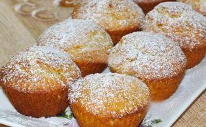 Где можно найти рецепты с фото творожных кексов пошагово