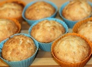 Как приготовить низкокалорийные творожные кексы