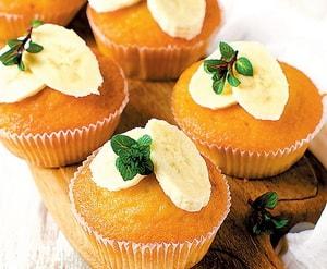 Какова диетологическая ценность творожных кексов,приготовленных в духовке