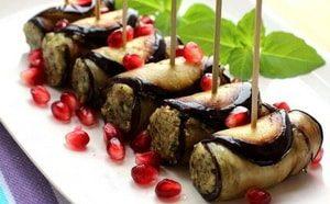 Как лучше всего можно приготовить баклажаны по-грузински