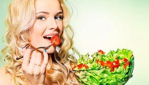 Бесшлаковая диета: что можно есть