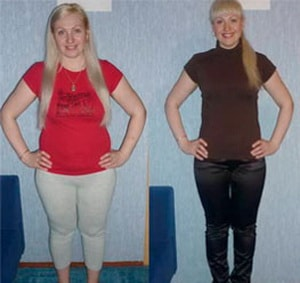 Катерина похудела на 10 килограммов за 4 недели диеты Усама Хамдий