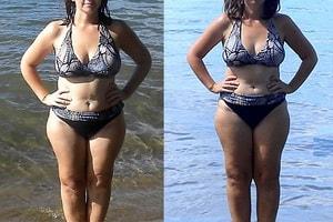 Софья похудела на 3 килограмма за 10 дней диеты Усама Хамдий